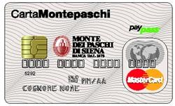 come richiedere la carta classi di Mps banca