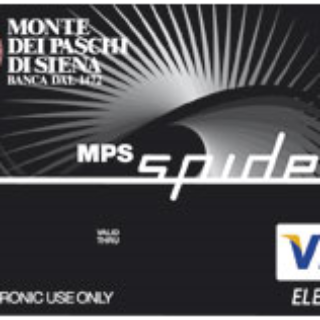 come richiedere Mps spider, la carta prepagata di Mps