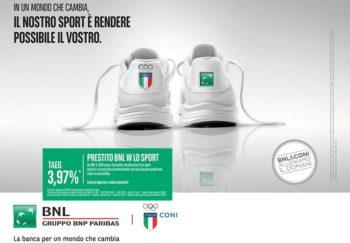 come funziona il prestito dedicato allo sport di BNL