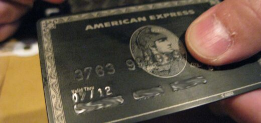 Carta American Express Black